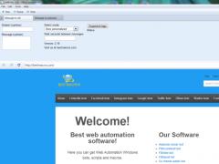 LinkConn bot 4.5.0 Screenshot