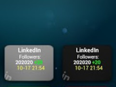 Linkedin Company Widget 1.0.1 Screenshot