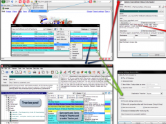 Linkman Pro 8.32 Screenshot