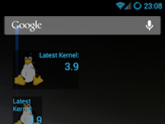 Linux Notifier Widget Free 1.0 Screenshot
