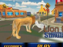 Lion Chase Simulator Wild 1.0 Screenshot