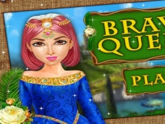 Lionhearted Queen - Hidden Objects game for free 1.0 Screenshot
