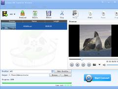 Lionsea AVI Converter Ultimate 4.7.9 Screenshot