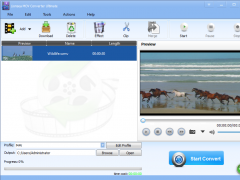 Lionsea MOV Converter Ultimate 4.3.9 Screenshot