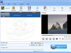 Lionsea MOV To AVI Converter Ultimate 4.3.7 Screenshot