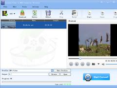 Lionsea Video To MP4 Converter Ultimate 4.7.1 Screenshot