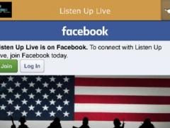 Listen Up Live 2.0 Screenshot