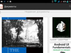 Lite PDF reader / viewer 2.1 Screenshot