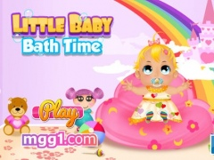 Little Baby - Bath Time 1.0.0 Screenshot