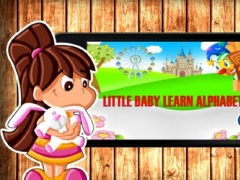 Little Baby Learn Alphabets Pro - Learning with Flash Cards for Kids in Preschool, K-12, Kindergarten 1.0 Screenshot