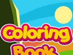 Little Dinosaur Coloring Pages Kids Painting Games 1.0 Screenshot