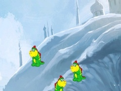 Little Dragons Kingdom Story- Rise and Fight For The City FREE 1.0 Screenshot