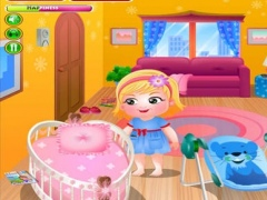 Little Girl Play With Her Friends - Sleep,Play,Eat,Bath,Clean 1.0.0 Screenshot