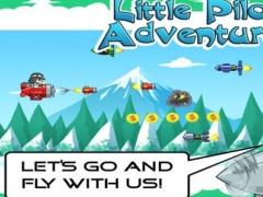 Little Limbo Pilot Adventure - Shark airplane Skies battle 1.0 Screenshot