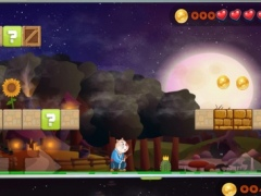 Little Mouse Jump: Best Free Adventure Game for Kids 1.0 Screenshot
