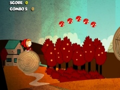 Little Red Running Hood - A Game by Pickatale 1.0 Screenshot
