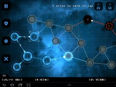 Review Screenshot - This Game is Not about Space Amoebas