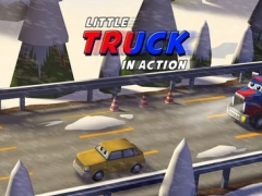 Little Truck in Action Kids: 3D Camion Driving Game with Funny Cars for Kids 1.00 Screenshot