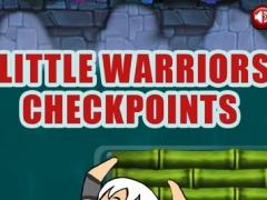Little Warriors Checkpoints Free — Arena Dash 1.3 Screenshot