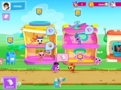 Review Screenshot - Pet Shop Game – Adopt and Take Care of Adorable Little Pets