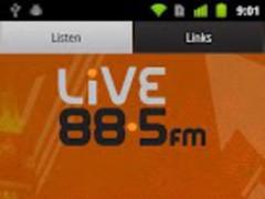 LiVE 88.5 FM- OTTAWA 2.08.01 Screenshot
