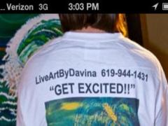 Live Art By Davina 1.0 Screenshot