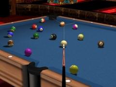 Live Billiards 2.9 Screenshot