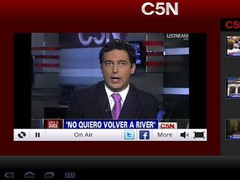 Live C5N for your tablet 1.5 Screenshot