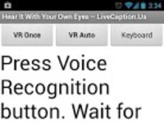 Live Caption 6.0 Screenshot
