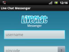 Live Chat Messenger 1.4 Screenshot