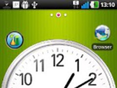 Live Clock 1.2 Screenshot