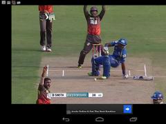Live Cricket Streaming- HD 1.2 Screenshot