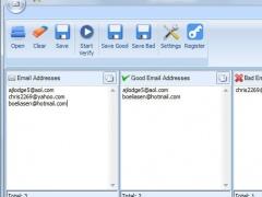 Live Email Verifier 2.6.1 Screenshot