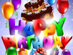 live happy birthday wallpaper 6.00 Screenshot