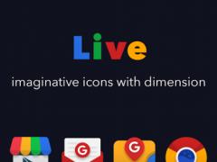 Live Icons 1.1.1 Screenshot