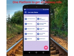 Live Indian Rail Train Info 1.0 Screenshot