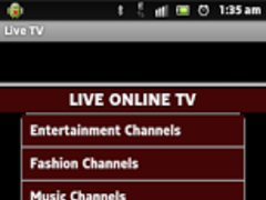 Live Online Tv 1 Screenshot
