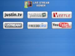 LIVE STREAM VIEWER 3.1 Screenshot