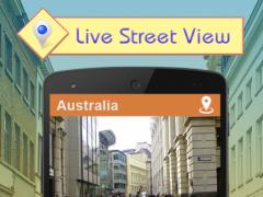 Live Street View 2018 – Satellite View World Map 1.0 Screenshot