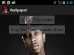 Live Tyga Gangsta Wallpaper 1.5 Screenshot