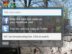 Live Video Share, Geo Edition 3.78 Screenshot