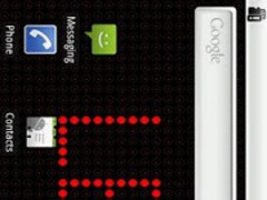 Live Wallpaper LED Scroller 1.3 Screenshot