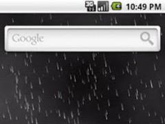 Live Wallpaper: Raining 1 Screenshot