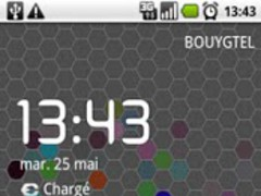 Live Wallpaper : The Hex Map 1.4 Screenshot