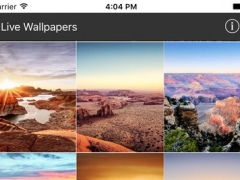 Live Wallpapers by Nitrio - Dynamic Animated Themes and Backgrounds 1.0 Screenshot