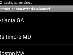 Live Weather Channel Podcast 5.0 Screenshot