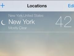 Live Weather Free 1.4 Screenshot