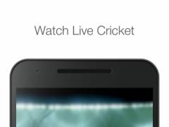LiveCricket - HD 1.1 Screenshot