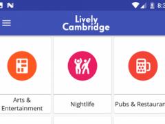 Lively Cambridge 1.7 Screenshot