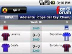 Livesports24 3D Football 1.0.0 Screenshot